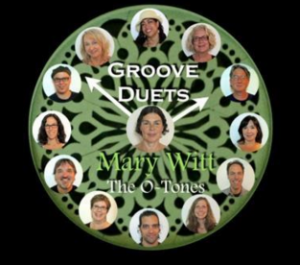 Groove Duets, our newest CD, is here!