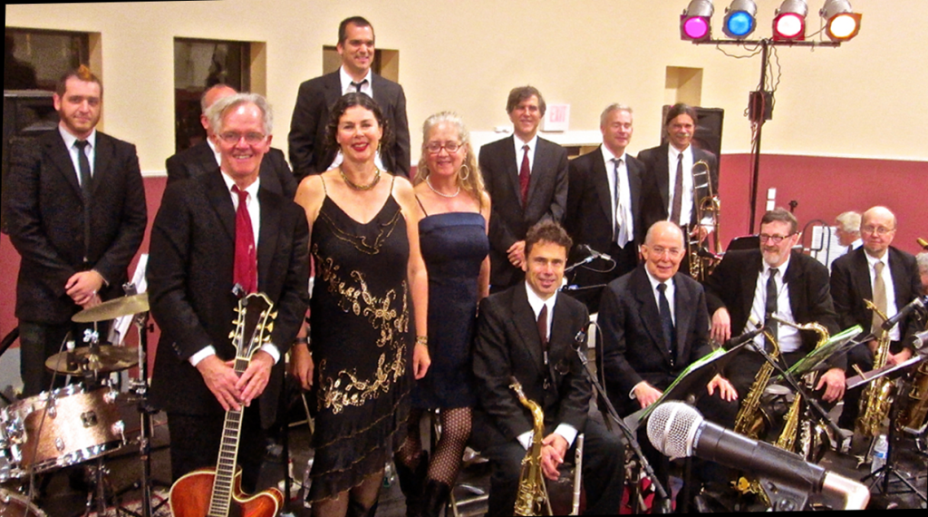 The O-Tones Big Band