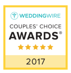 Wedding Wire reviews and badge!